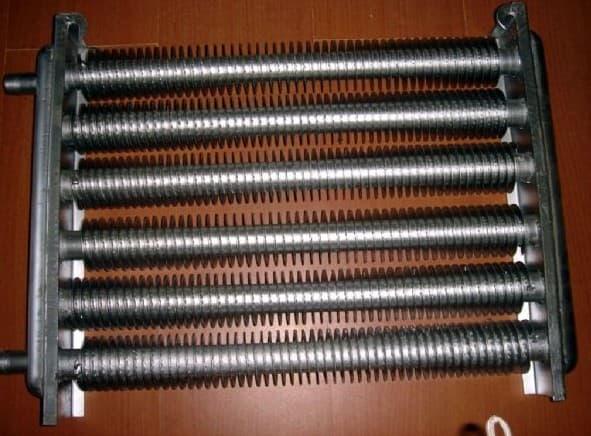 惠通钢制高频焊螺旋翅片管散热器