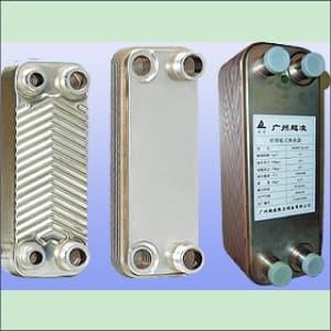 釬焊板式換熱器是冷凝器