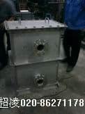 采用氩弧焊焊接,防腐性能好