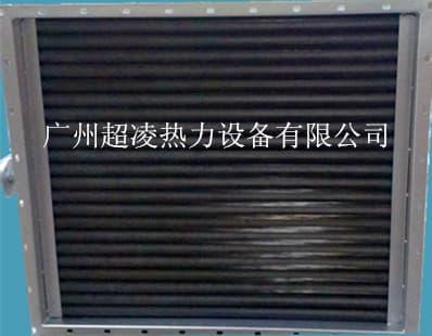布匹拉副定型用空气加热器