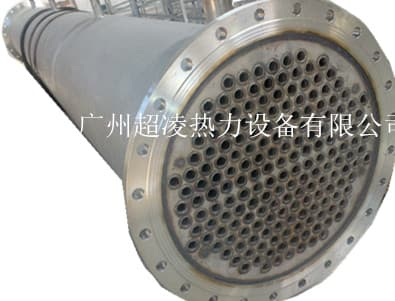 冷卻用管式換熱器