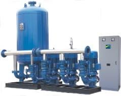 隔膜式氣壓供水設備