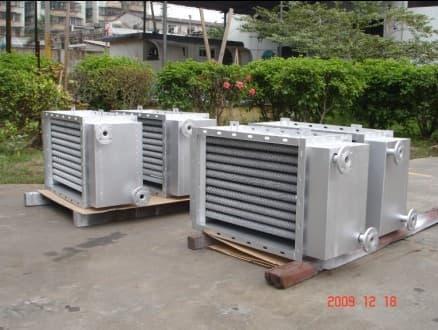 供应空气散热器