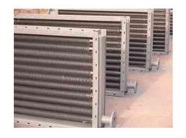 铜制空气散热器