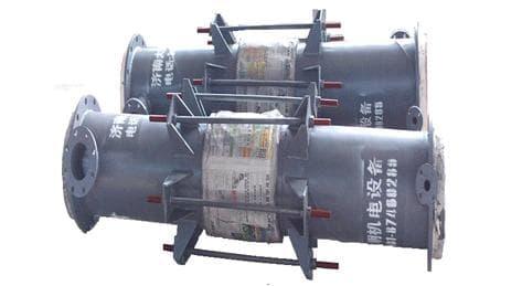 四氟塔节换热器(图片)