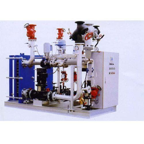 供应DNL-W水-水换热机组