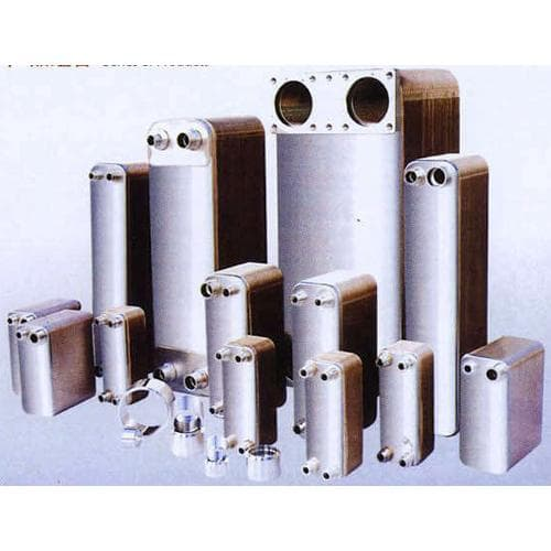 供应钎焊换热器