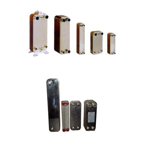 供应丹尼尔钎焊换热器