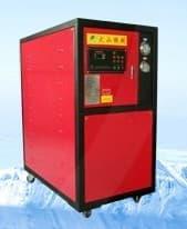 箱型低温耐酸碱水冷冰水机