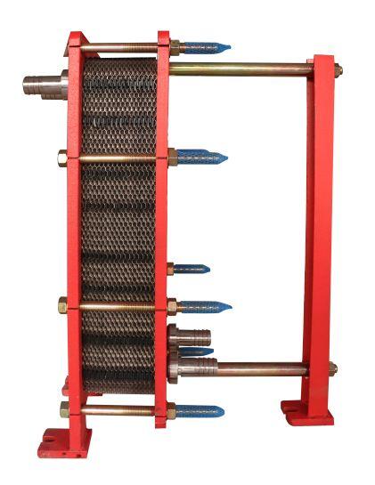 冰力達板式換熱器-加熱、冷卻優點