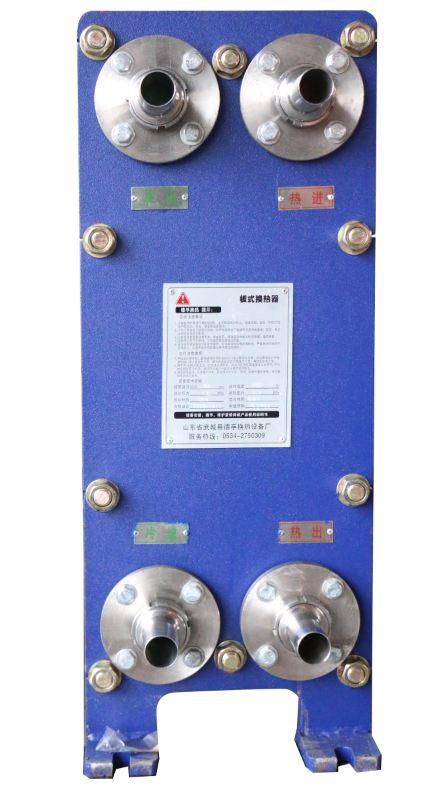 小區供暖換熱器