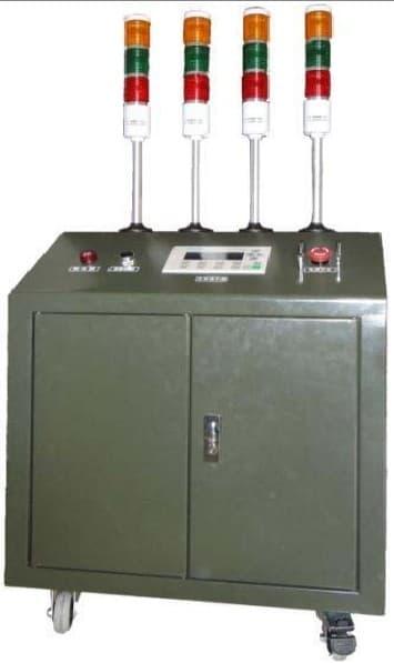 4通道自动记录压力测试装置