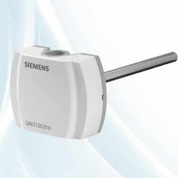 温度传感器QAE2121西门子