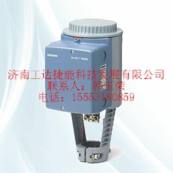 SKD62西门子电动执行器