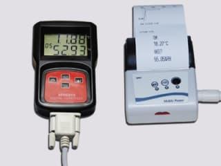冷藏车疫苗冷藏运输温度记录仪179-T1P