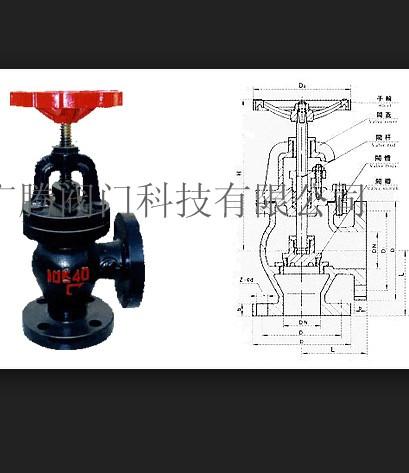 广腾专业生产铸铁阀门