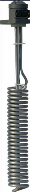 供应强碱溶液专用铁氟龙加热器