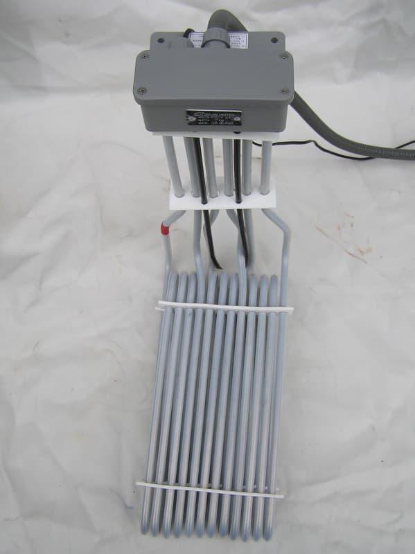 供应翰运组合式PVDF加温管
