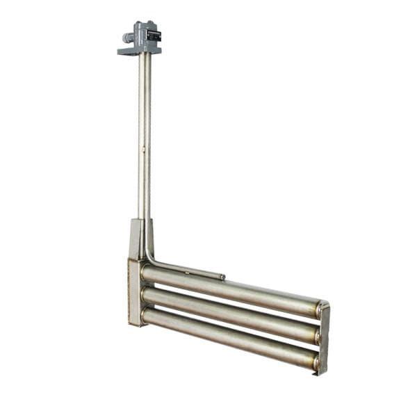根据客户要求生产钛电加热器