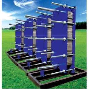 供应VB系列人字形波纹板式换热器