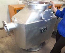 SD系列全焊板烟气节能器