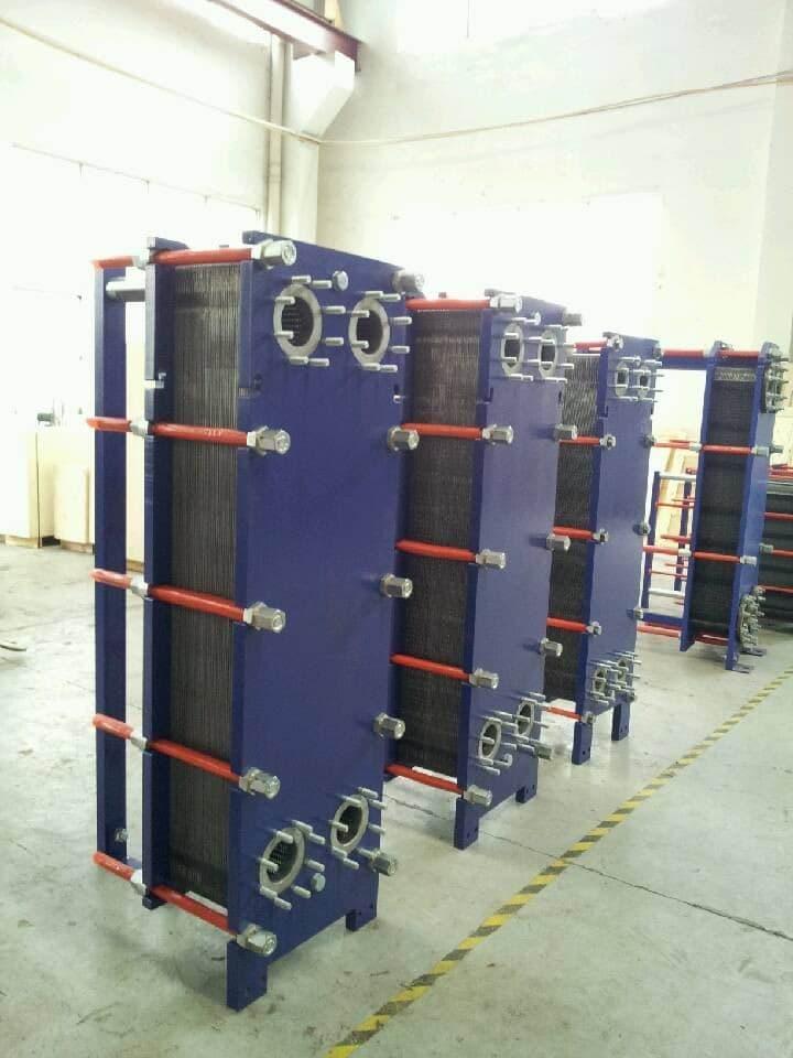 哈格诺可拆板式油冷却器