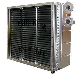 UII型铜铝复合换热器