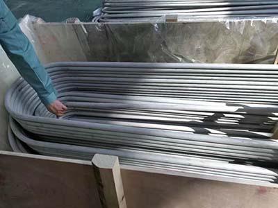 不锈钢换热管系列6