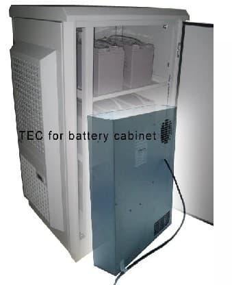 48V直流半导体机柜空调