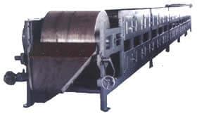 CF型回转钢带融熔物料造粒机