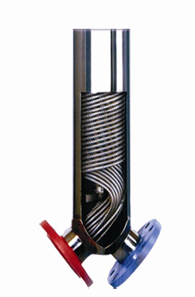 JAD系列-螺旋螺紋管式換熱器