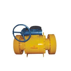 Q341N-320C高压锻钢球阀