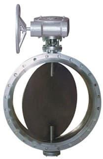 D341W-16C手动涡轮蝶阀