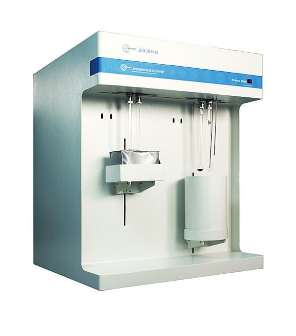 比表面及微孔分析仪  全自动静态