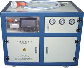 YZJ260A/B型液压胀管机