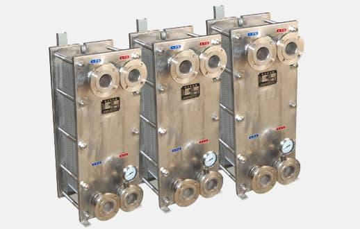 供应板式换热器和进口板换胶垫