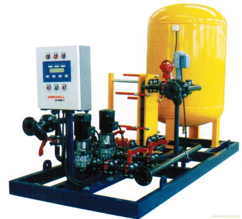 容积式换热机组生活热水换热机组