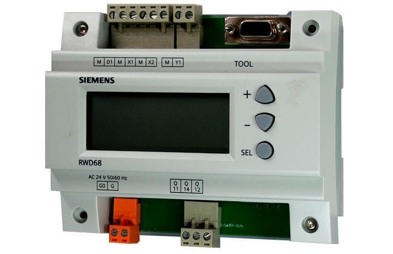 西门子原装温度控制器