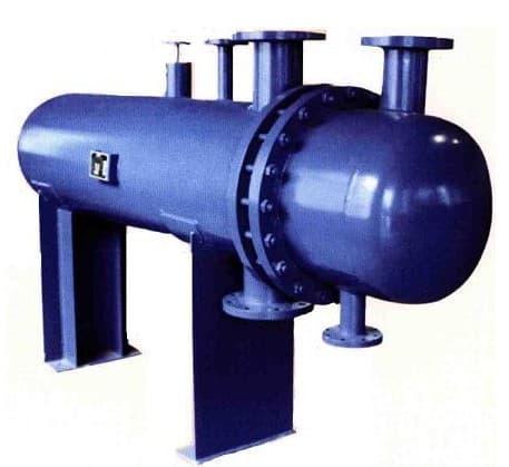 管殼式換熱器