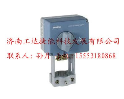 SQX62西门子电动执行器SQX