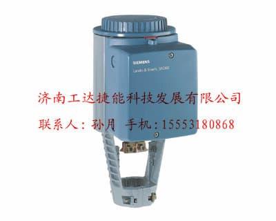 SKD62西门子电动执行器SKD