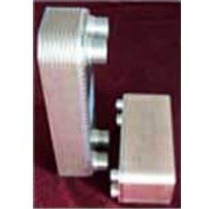 釬焊式板式換熱器