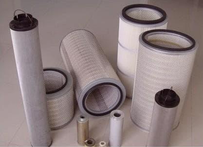 工业吸尘器除尘滤筒