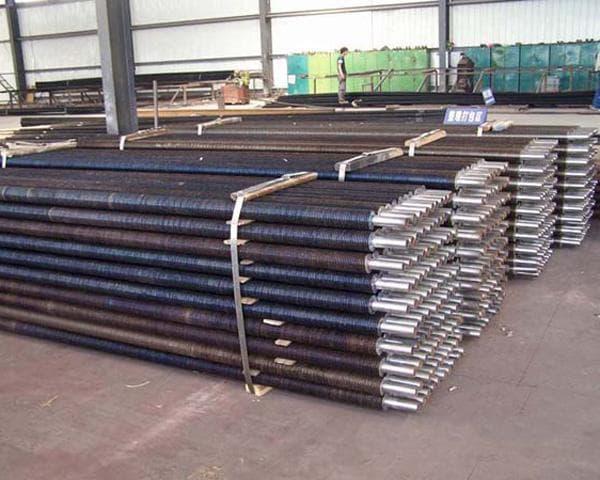 豫北地区最大的翅片管生产基地供应高频焊翅片管