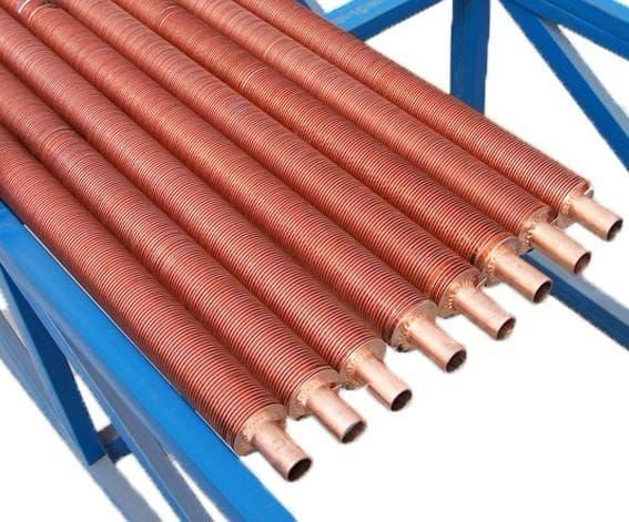 豫北翅片管生产基地长期供应铜翅片管