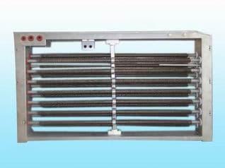 密封式空气电加热器