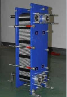 供应液压油冷却用板式冷却器