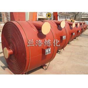 供应卧式不可拆式螺旋板式换热器
