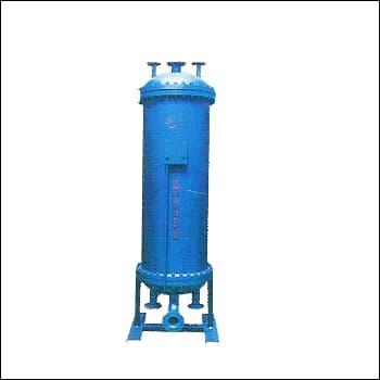 供應水平浮動盤管換熱機組