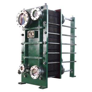 供应半焊式换热器